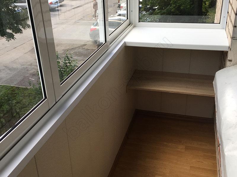 Балкон 3,1 м.