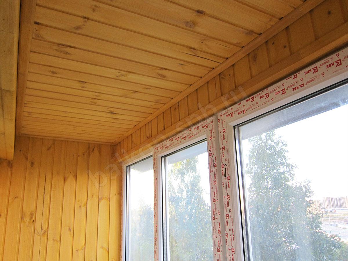 Подъем потолка