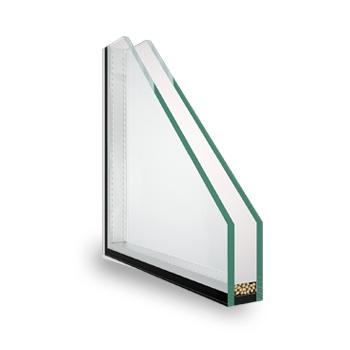стеклопакет без рамы